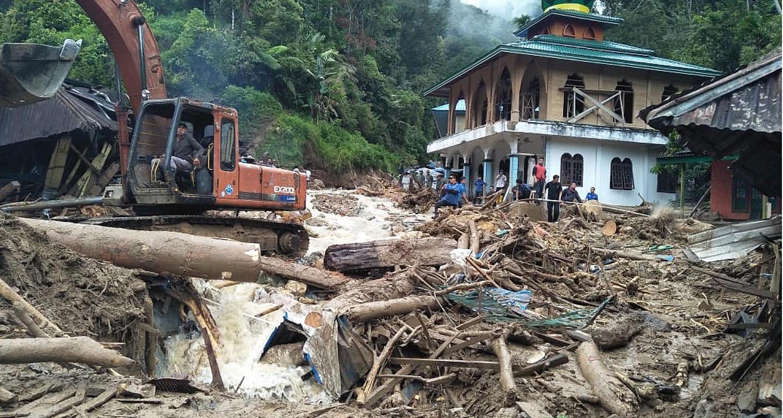 landslide-prone